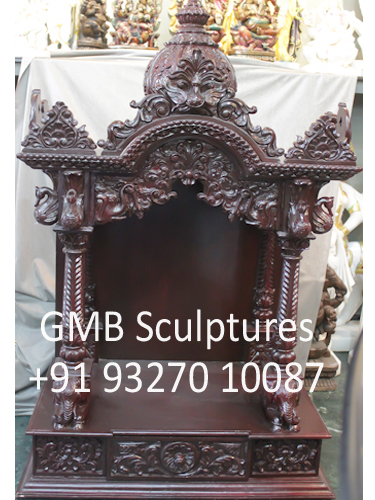 Discounted Wooden Temple